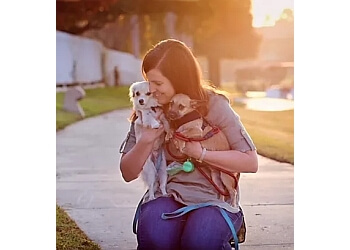 Bakersfield dog walker Kara Cares