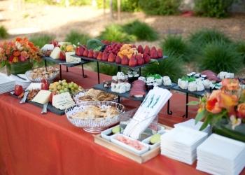 Hayward caterer Karen Bevels Custom Catering