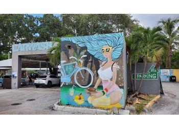 Miami auto detailing service Karma Carwash