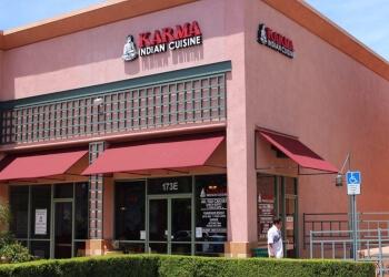 Thousand Oaks indian restaurant Karma Indian Cuisine and Bar