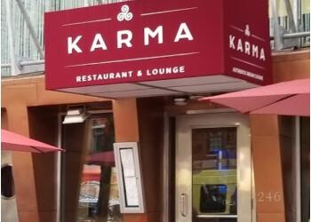 Philadelphia indian restaurant Karma restaurant & Bar