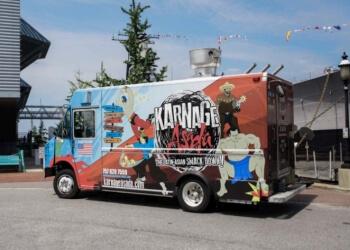 Norfolk food truck Karnage Asada