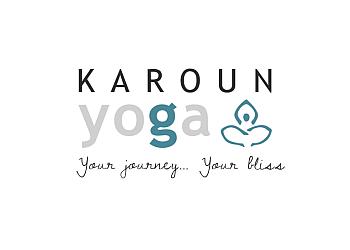 Springfield yoga studio Karoun Yoga