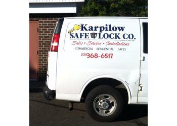 Bridgeport locksmith Karpilow Safe, Lock & Security Co.