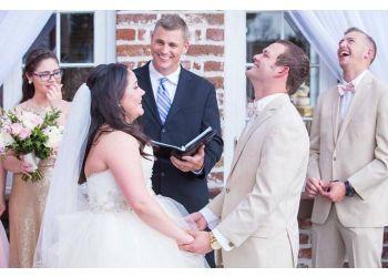 Charleston wedding officiant Kasey King, Wedding Officiant