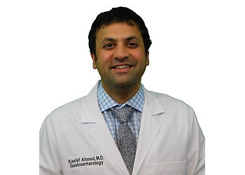 Indianapolis gastroenterologist Kashif Ahmed, MD