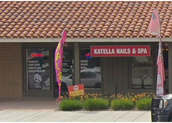 Orange nail salon Katella NAILS and SPA