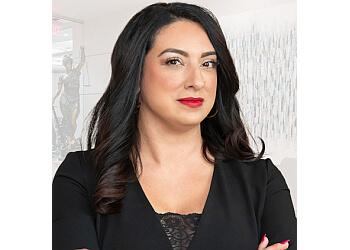 Oklahoma City employment lawyer Katherine R. Mazaheri-Franze - MAZAHERI LAW FIRM
