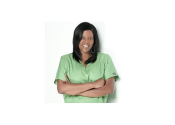 Jackson physical therapist Kathy McColumn, PT