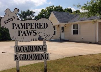 Clarksville pet grooming Kathy's Pampered Paws