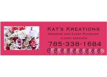 Topeka wedding planner Kat's Kreations