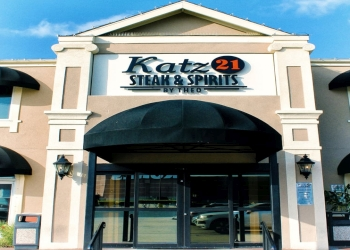 Corpus Christi steak house Katz 21 Steak & Spirits