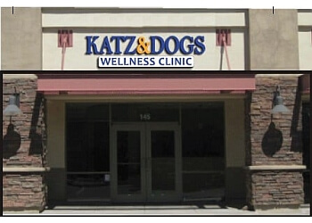 Glendale veterinary clinic Katz & Dogs Wellness Clinic