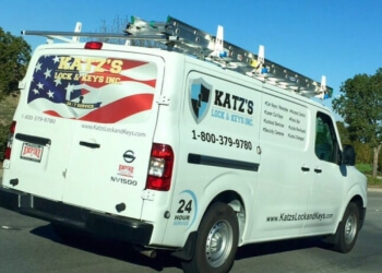 Ontario locksmith Katz's Lock & Keys Inc.