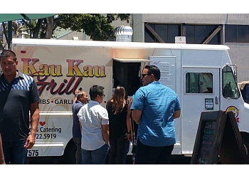 Honolulu food truck Kau Kau Grill