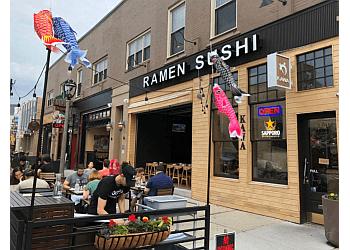 Milwaukee japanese restaurant Kawa Ramen and Sushi
