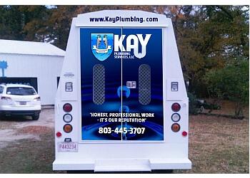 Columbia plumber Kay Plumbing Service, LLC