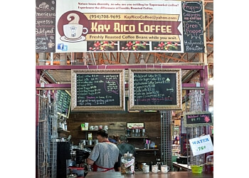 Hollywood cafe Kay Rico Coffee