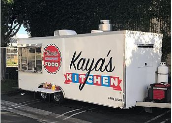 Huntington Beach food truck Kaya's Kitchen
