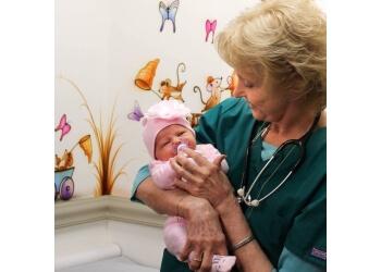 Bakersfield pediatrician Kaye T. Sykes, MD