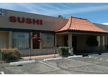 Tucson sushi Kazoku Sushi