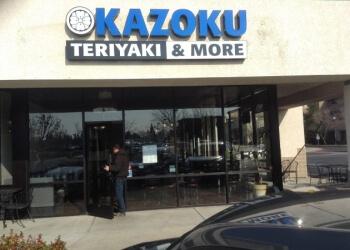 Roseville japanese restaurant Kazoku Teriyaki & More