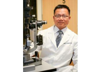 El Paso eye doctor Keak Khauv, MD - Provident Eye Specialists