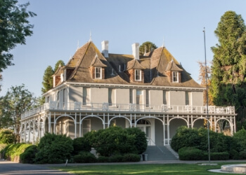 Fresno landmark Kearney Mansion Museum