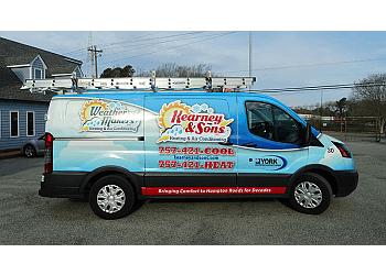 Hampton hvac service Kearney & Sons, Inc.