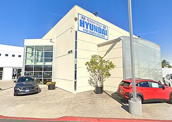 San Diego car dealership Kearny Mesa Hyundai