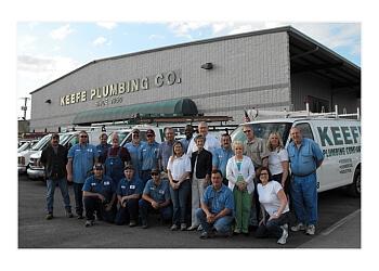 Chattanooga plumber Keefe Plumbing Inc.