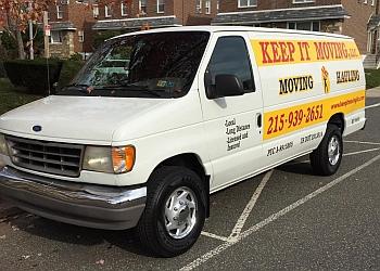 Philadelphia moving company Keep It Moving LLC
