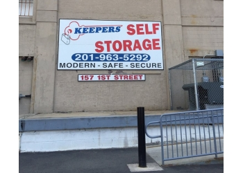 KEEPERS SELF STORAGE. 157 1st Street, Jersey City, NJ 07302