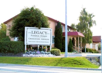Anchorage funeral home Kehl's Legacy Funeral Home