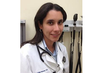Miami primary care physician Keila Hoover, MD