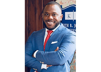 Augusta criminal defense lawyer Keith B. Johnson