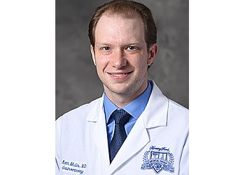 Detroit gastroenterologist Keith E. Mullins, MD