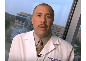 Norfolk cardiologist Keith H. Newby, MD