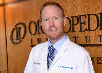 Sioux Falls orthopedic Keith M Baumgarten, MD