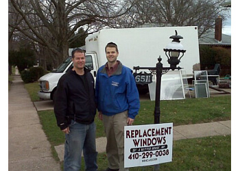 Baltimore window company Kelemer Brothers Replacement Windows