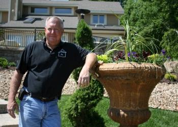 Kansas City landscaping company Keller's Landscaping Inc.