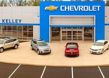 Fort Wayne car dealership Kelley Chevrolet