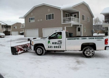 Anchorage landscaping company Kelly Lawn & Landscaping, LLC