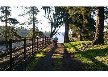 Bellevue hiking trail Kelsey Creek Farm trail