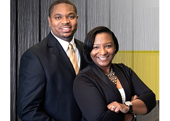 Chesapeake real estate agent Kelvin & April Reed