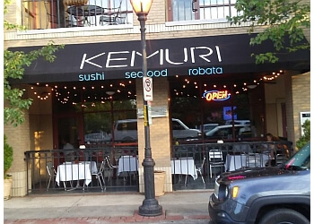 Little Rock sushi Kemuri