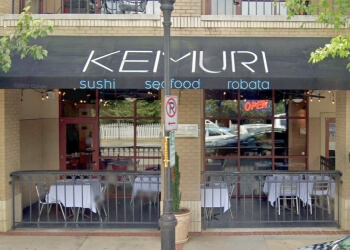 Little Rock sushi Kemuri Sushi