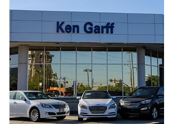 Salt Lake City car dealership KEN GARFF HYUNDAI