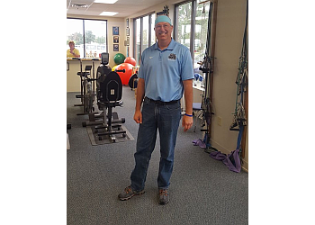 Chesapeake physical therapist Ken Loud, PT