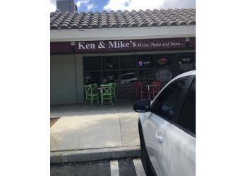 Miami Gardens italian restaurant Ken & Mike's Pizza Pasta & More
